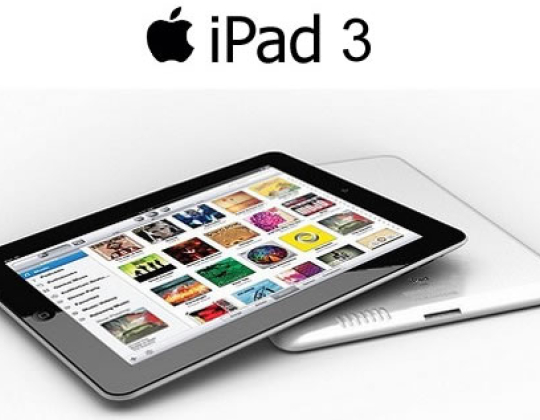 New Ipad 3 Wi-Fi + 4G 16gb