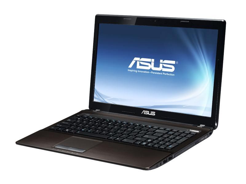 Ноутбук Asus K53S 2410M