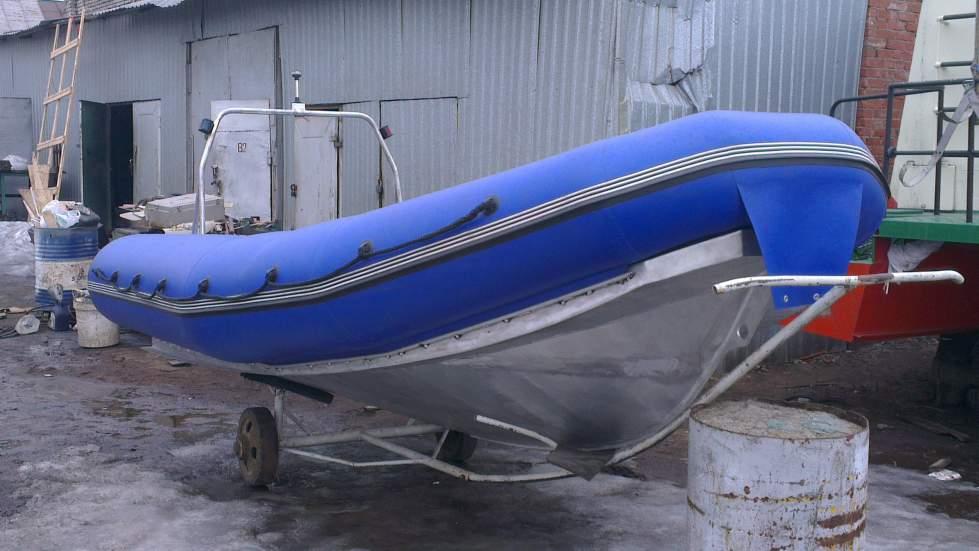 лодки без доньев или