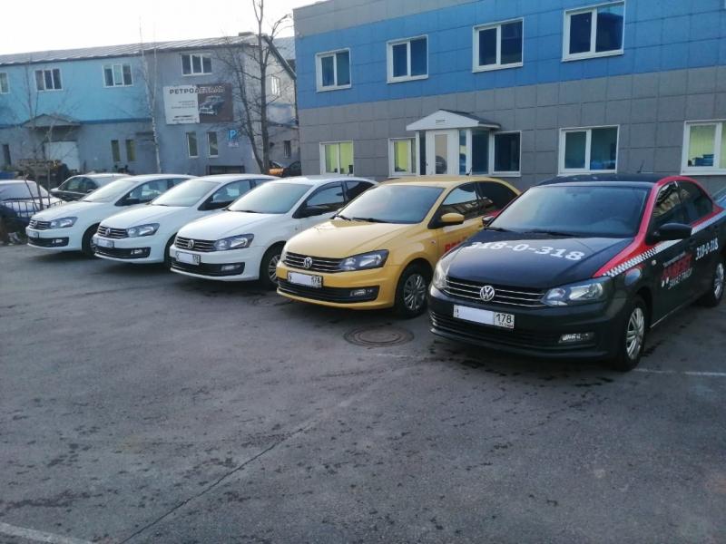 Аренда автомобиля от 1400 руб в сутки