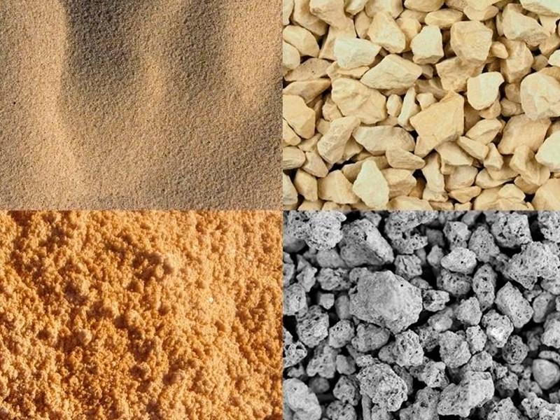 Продажа песка и щебня с доставкой по Москве и области