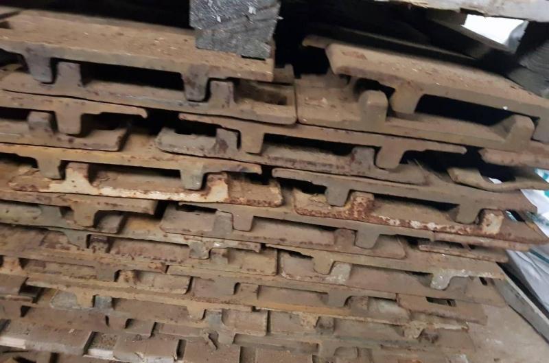 Подкладка КБ65 бу Салдинская ГОСТ 16277-93